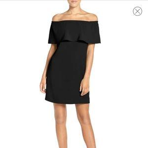 Black off the shoulder dress - worn once